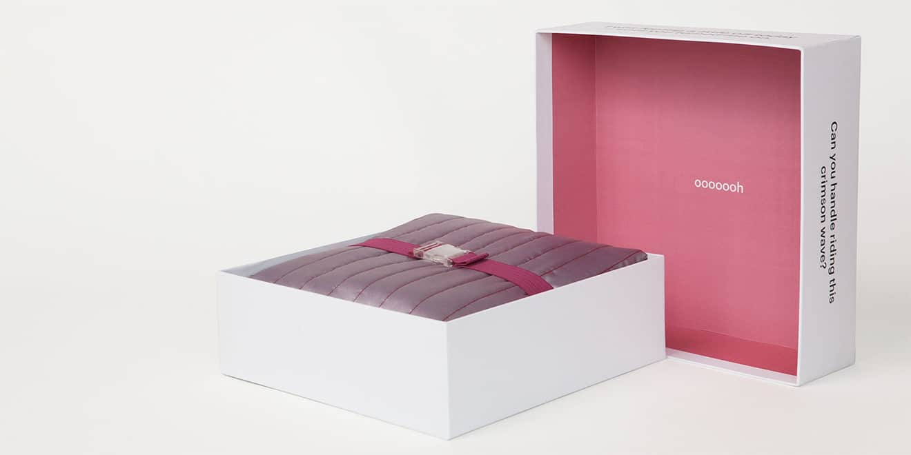 The 'Period Sex Blanket' From Thinx Continues the Battle Against Menstruation Stigmas