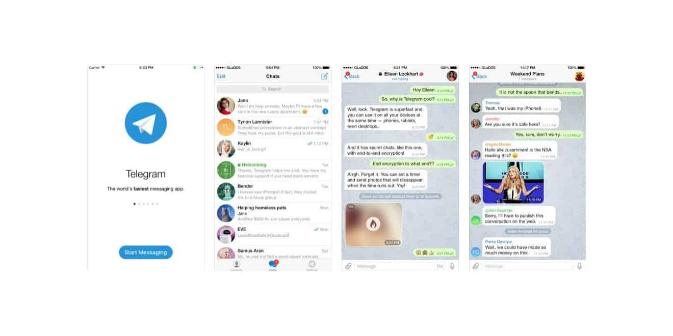 Telegram For Iphone Telegram Share