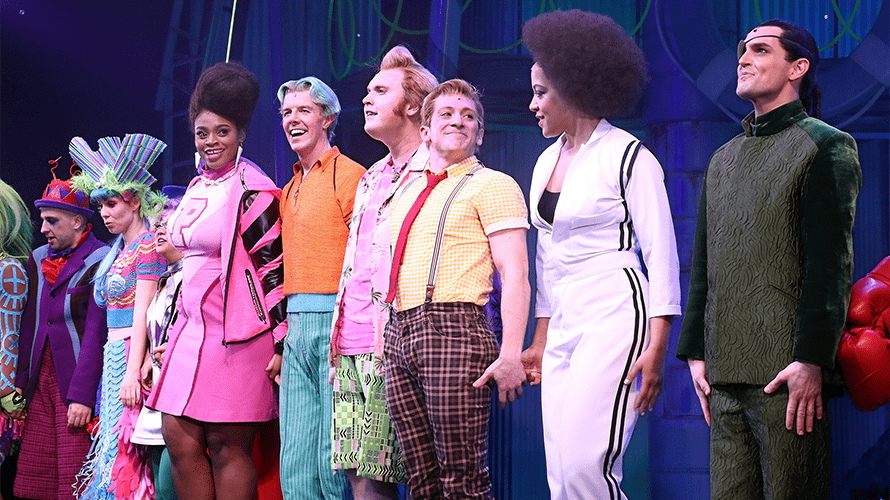 Nickelodeons Broadway Bet Doesnt Pay Off As Its SpongeBob SquarePants Musical Will Close
