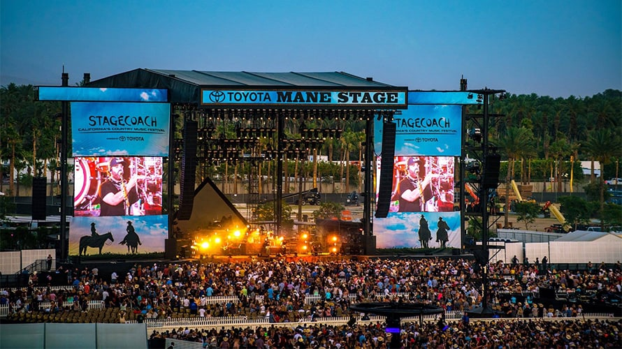 how toyota s investment in music festivals continues to pay off adweek