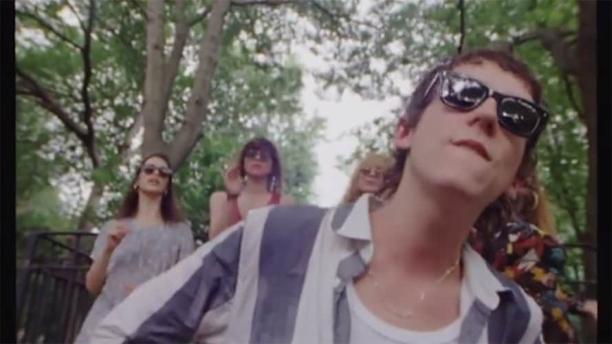 70301e3b63a Warby Parker Created a Throwback Music Video With NYC Band Public Access  T.V.