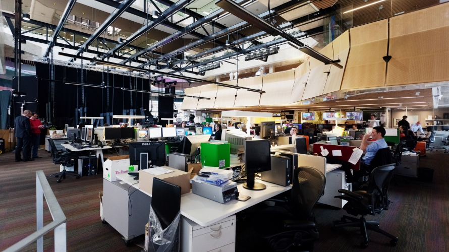 4 Major Changes Up Next for the Newsroom