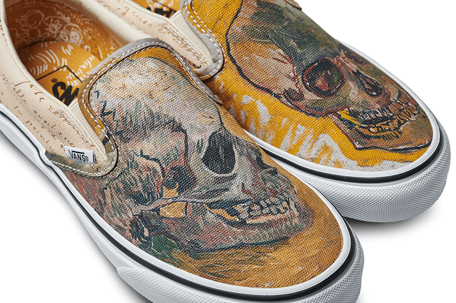 a18c57ece3 Vans Aims to Inspire and Educate With Its Van Gogh Museum Collection ...