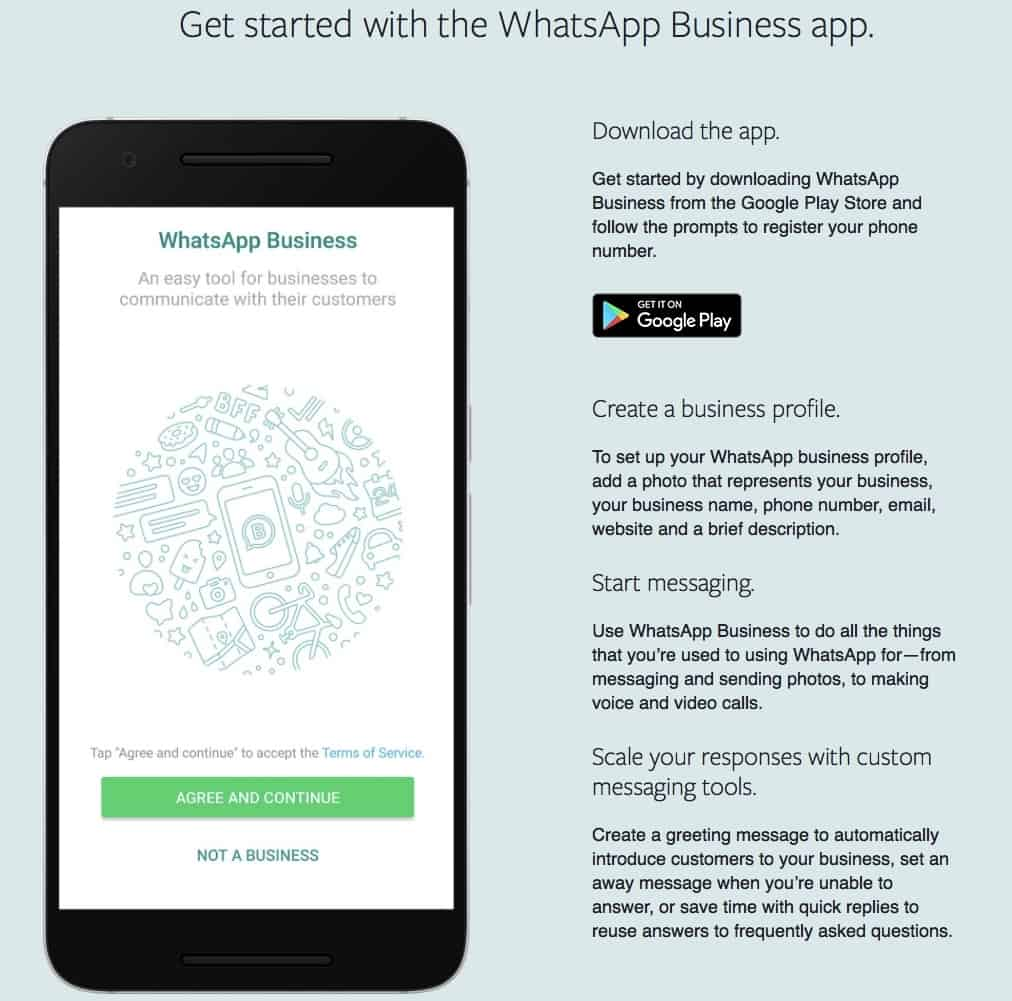 Whatsapp Is Getting Down To Business With Its New Api Adweek