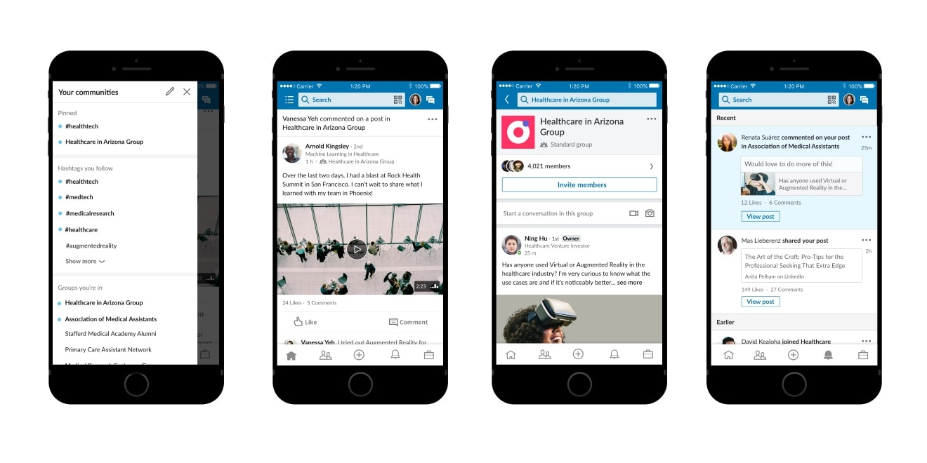 LinkedIn's Groups Experience Is Getting a Complete Overhaul – Adweek