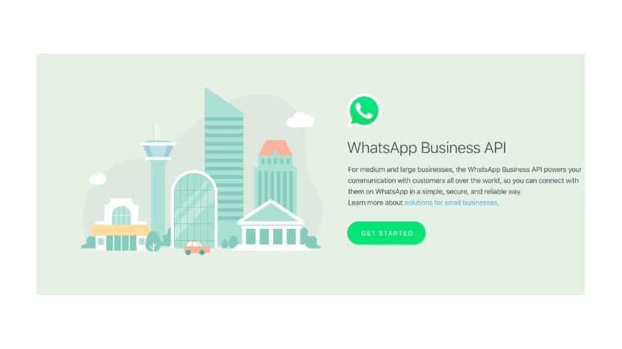 WhatsApp Is Getting Down to Business With Its New API – Adweek