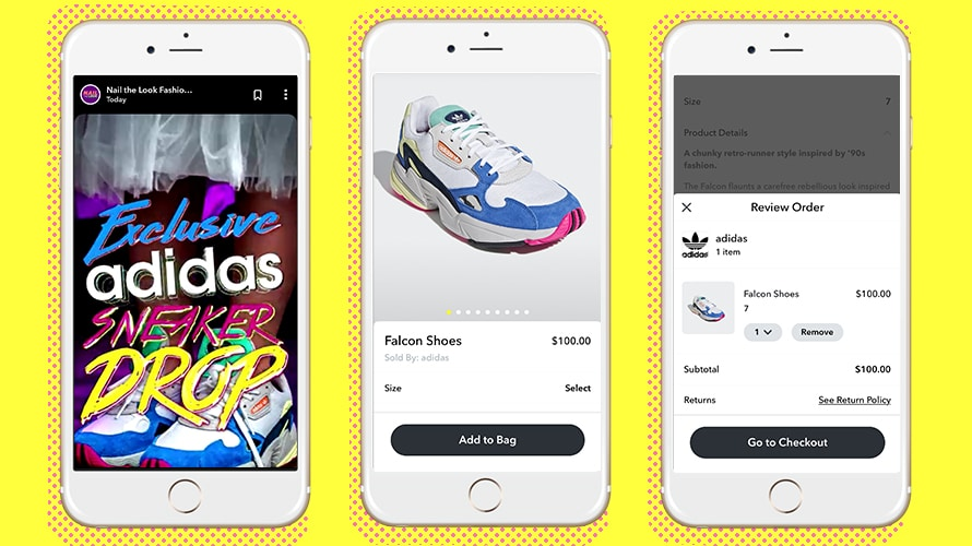 66a87367670 Snapchat s Latest Ecommerce Play Sells Out Again—This Time With ...