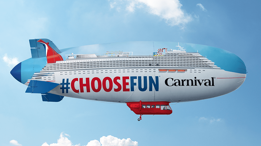 Carnival, the World's Biggest Operator of Cruise Ships, Just Got
