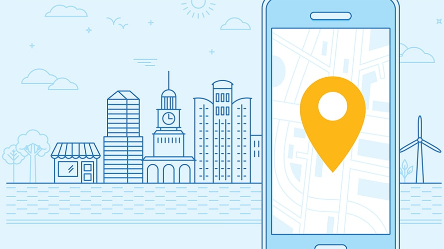 Foursquare Will Fuel AccuWeather's New Location-Based