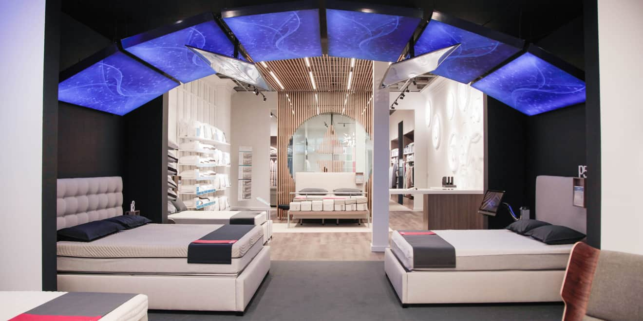 Sleep Number's NYC Shop Is a Tech-Lovers Experience Aimed ...