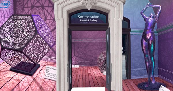 Intel Is Bringing the Smithsonian's Burning Man Exhibit to Snapchat Using AR – Adweek