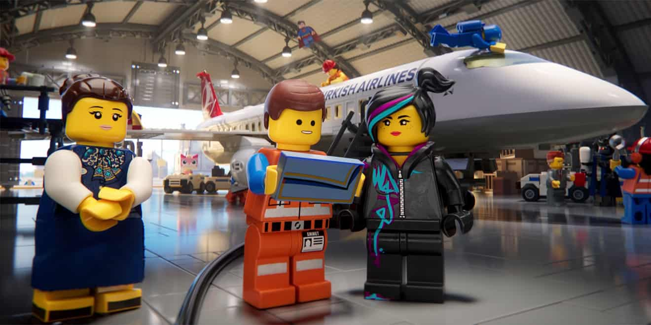 Every Lego Movie Cameo in This Turkish Airlines Safety Video Is