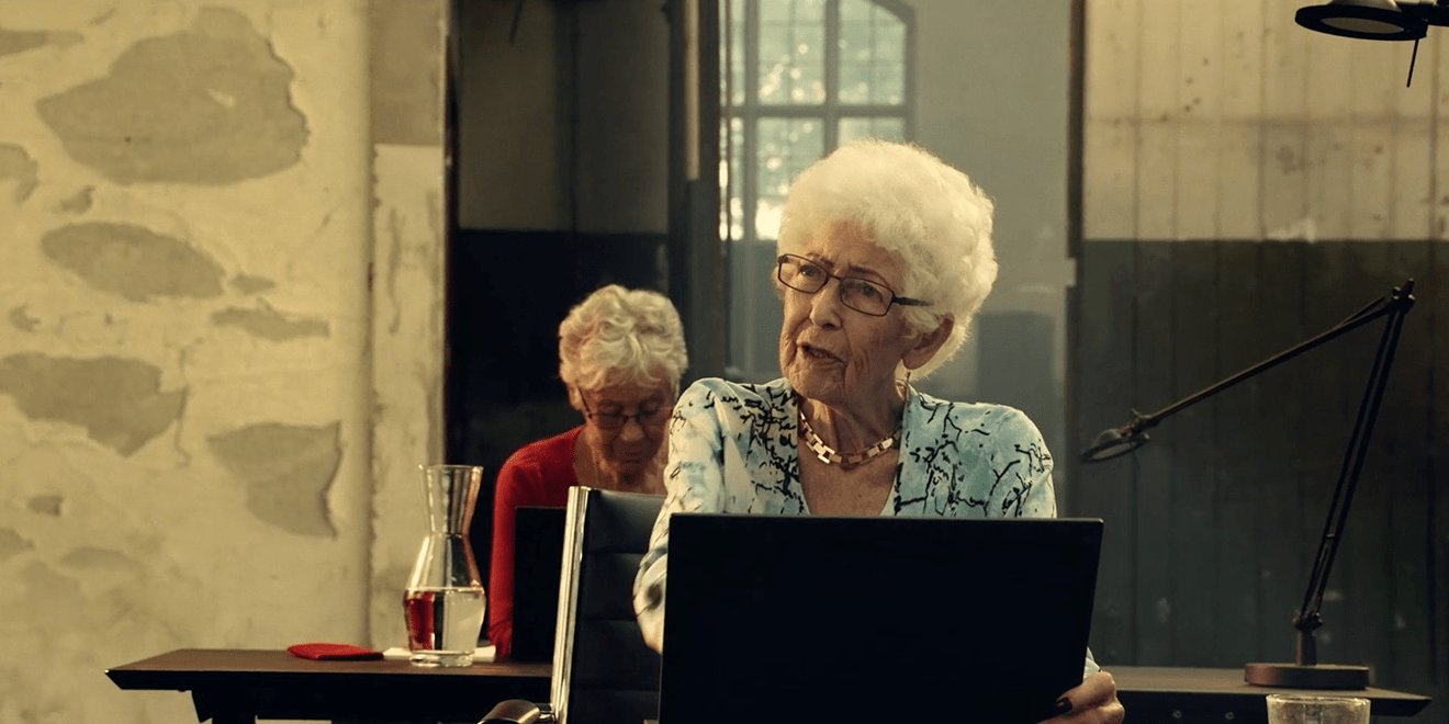 Old School Watch How A Danish Isp Proves That Even Grandma Can Hack