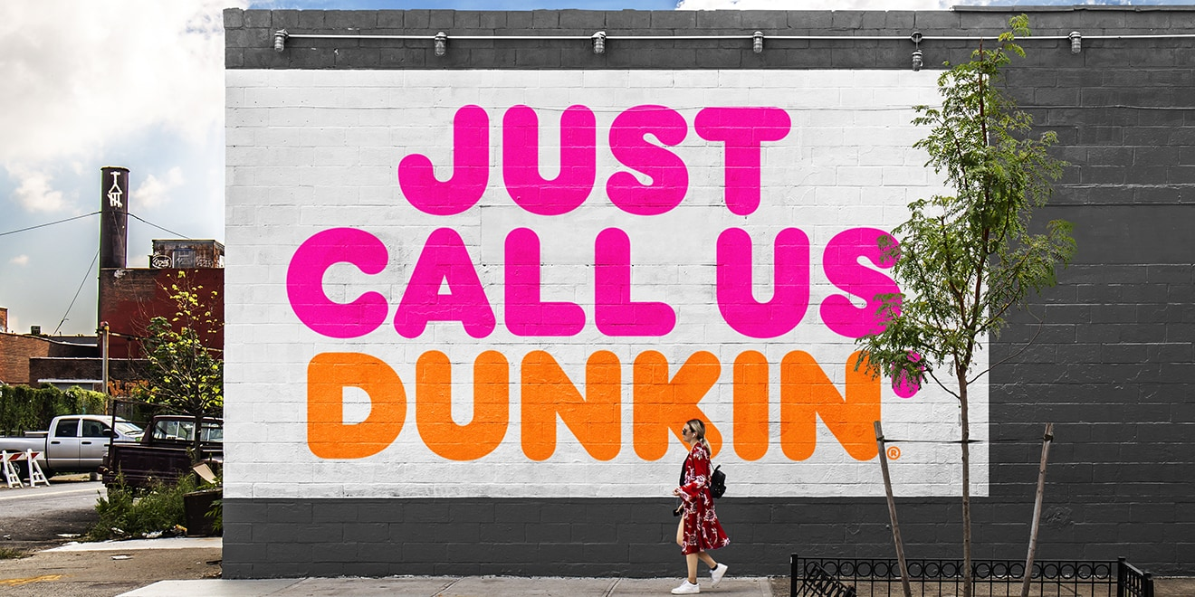 Dunkin' Drops the 'Donuts' as the Latest Brand to Shorten Its Name