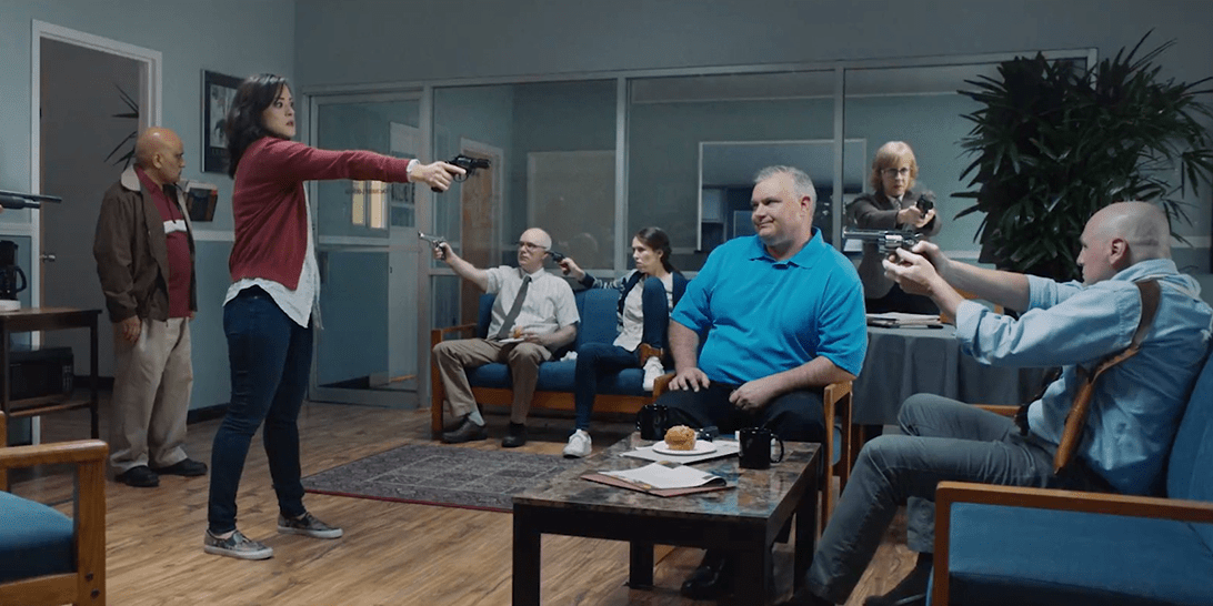 Should Teachers Be Armed? These PSAs Use Dark Humor to Argue It's Not the Best Idea