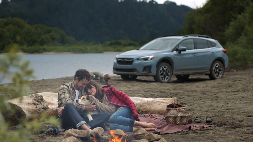 bbe07d99 ... guns on Amazon will activate recommendations for other adventure gear  like high-altitude tents, sturdy backpacks and, last fall, Subaru  Crosstreks.