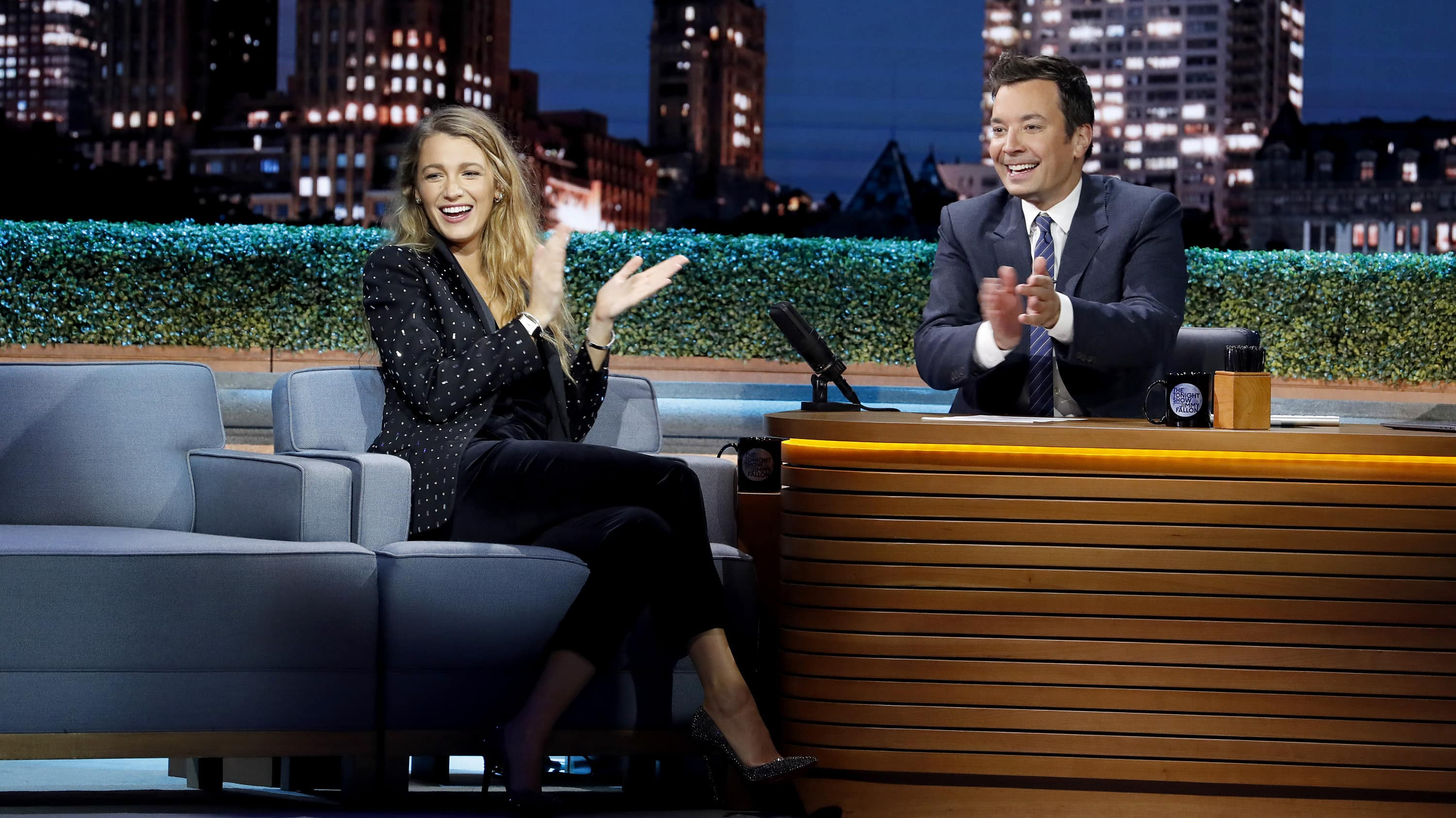 What It Was Like to Watch Jimmy Fallon Tape The Tonight Show\'s T ...