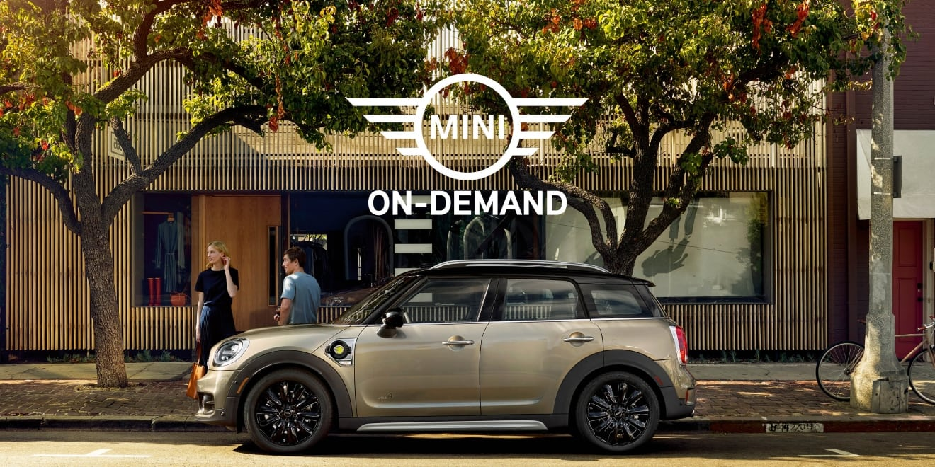 Car Pers In 2 Cities Can Tweet To Test Drive A Mini Countryman