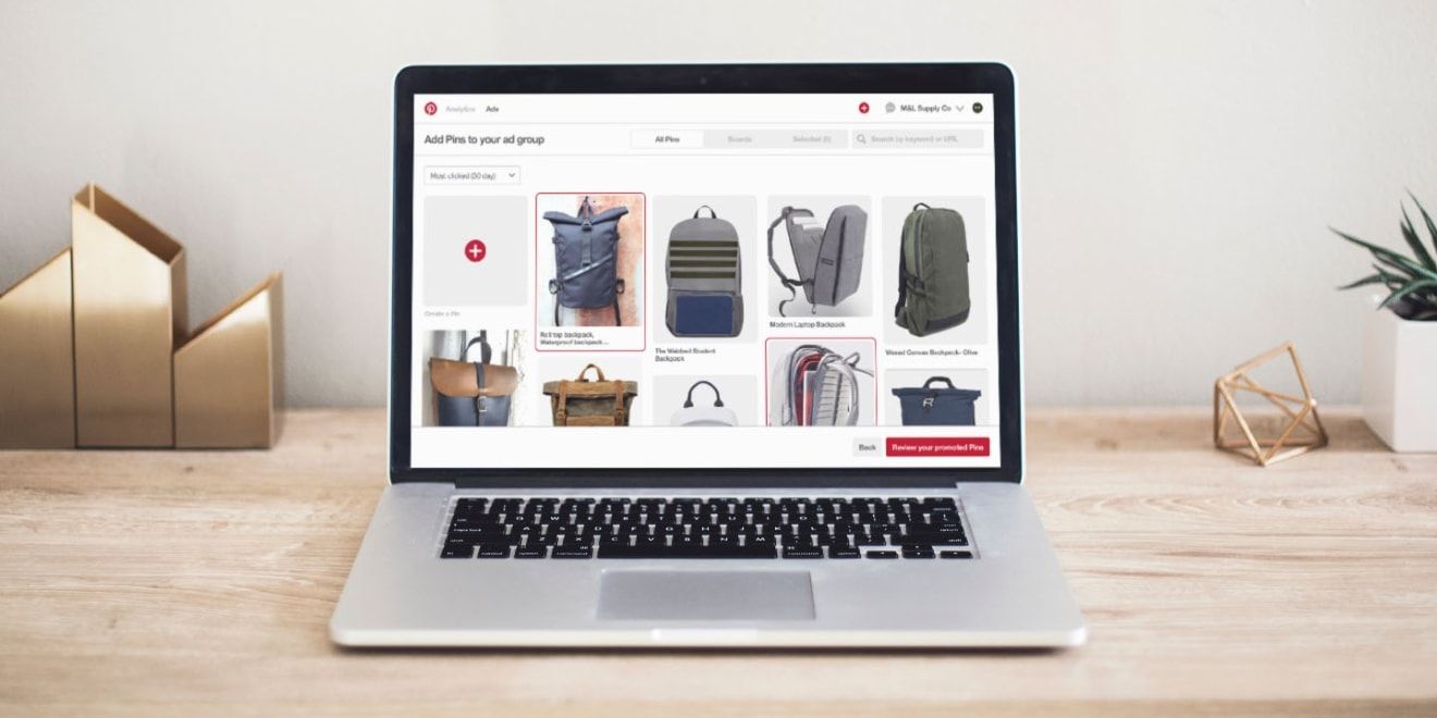 Pinterest Business News Pin Color Dots Desktop Wallpaper On Upgrades Its Self Serve Ads Manager With New Features Reporting More