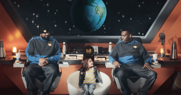 Watching the Wu-Tang Clan Ponder Life While Eating Burgers in Space Is Gloriously Satisfying