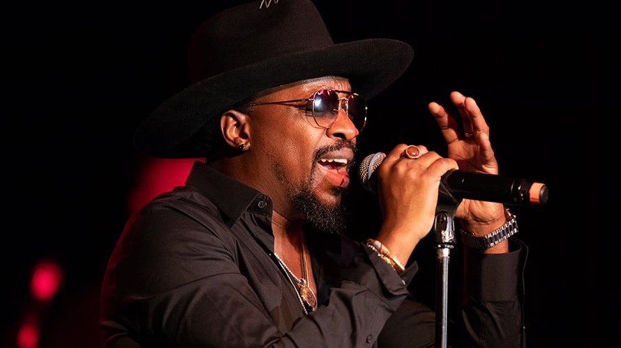 Brandweek Q Amp A Anthony Hamilton On What Makes A Strong