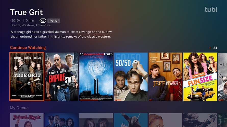 Free Movies and TV Shows Are Now Available on Comcast's X1