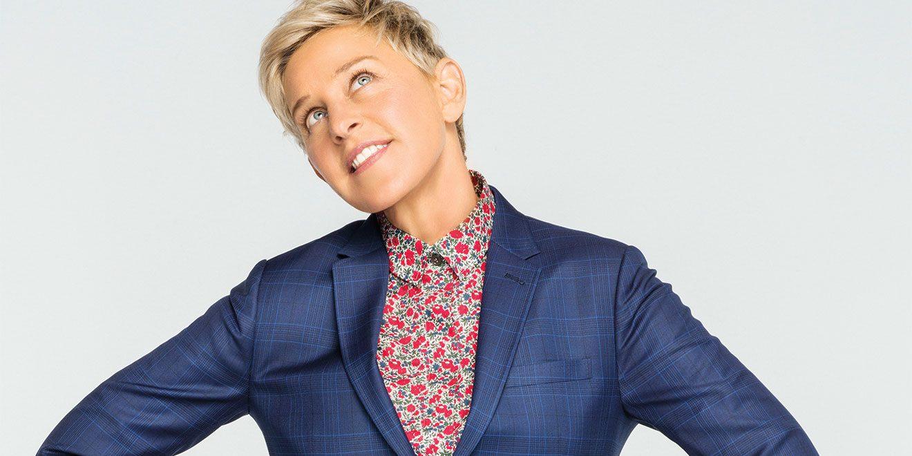 Ellen DeGeneres Nude Photos 48