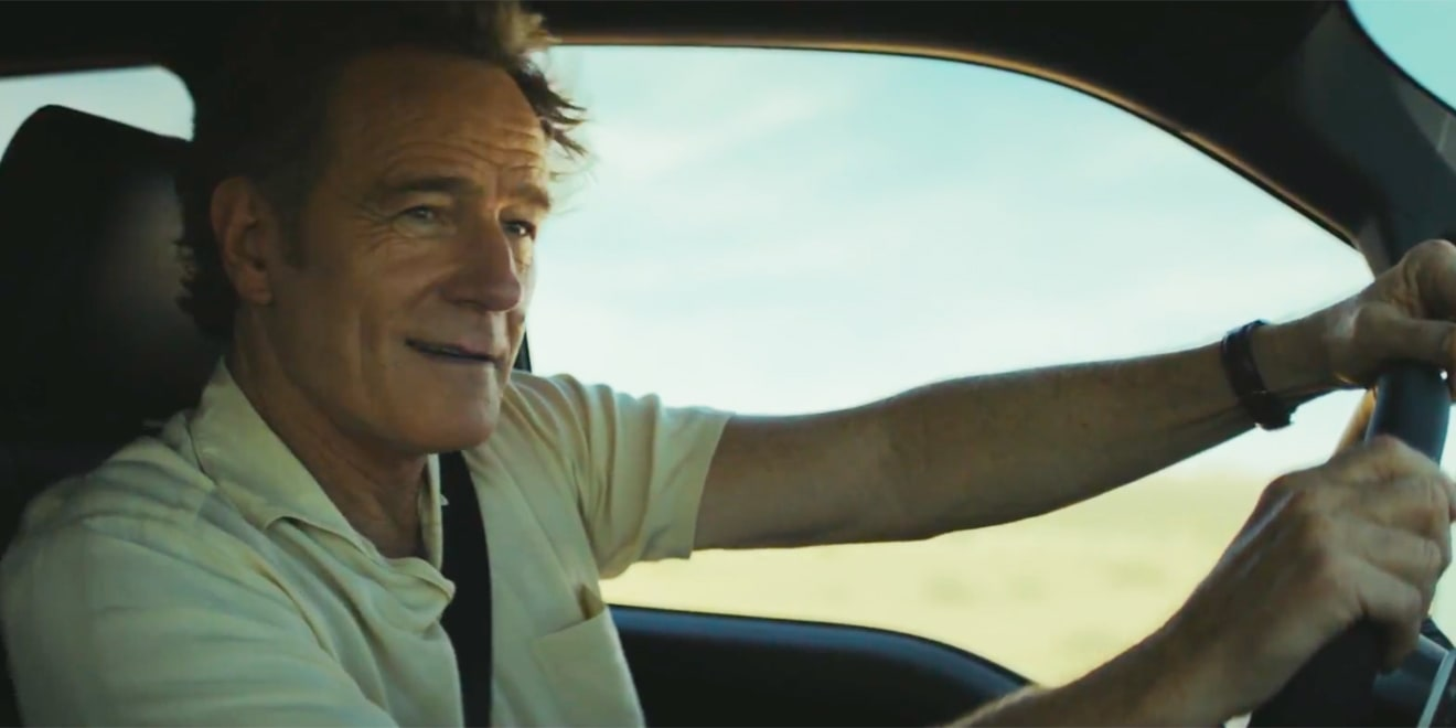 With Bryan Cranston at the Wheel, W+K Debuts a New Brand Positioning for Ford