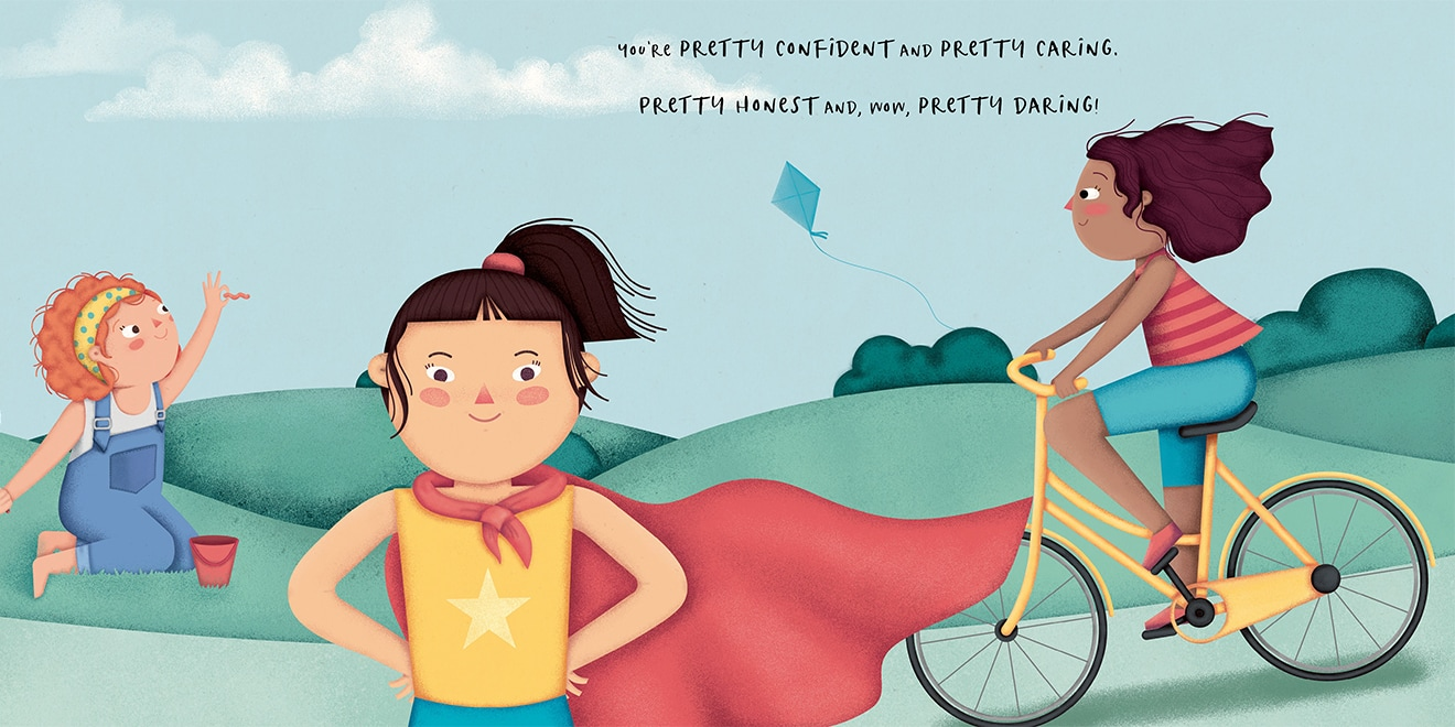 For International Day of the Girl, One Agency Created a Children's Book Redefining 'Pretty'