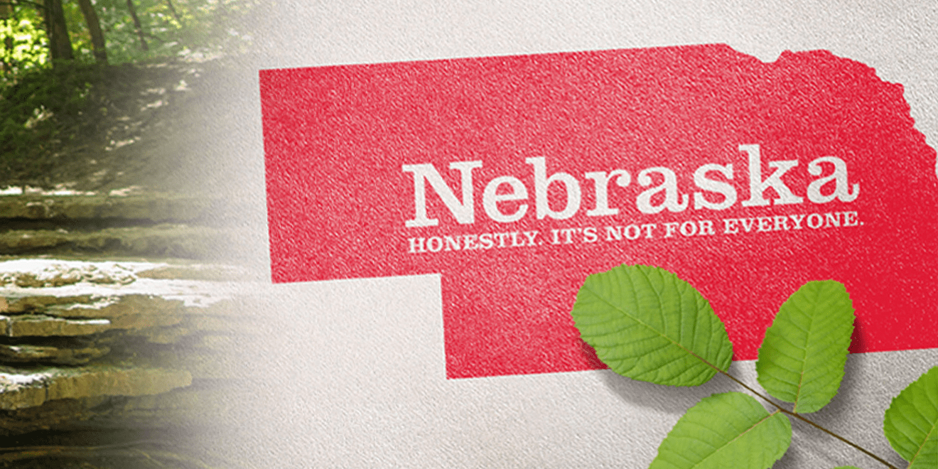 Nebraska Snubs Its Haters With New Tourism Slogan: 'Honestly, It's Not For Everyone'