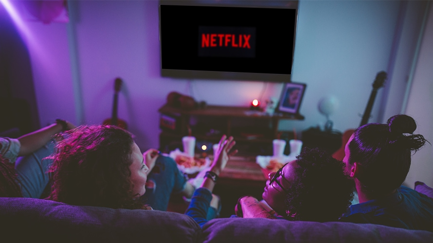teens watch netflix over other streaming services  survey