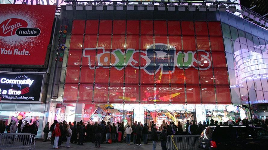 Toys Box Marketing
