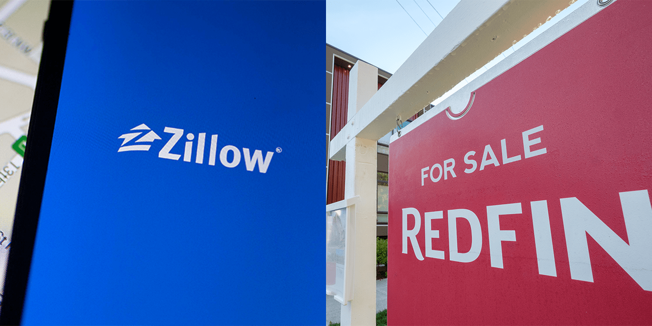 Zillow and Redfin Continue Their Decade-Long Quest to