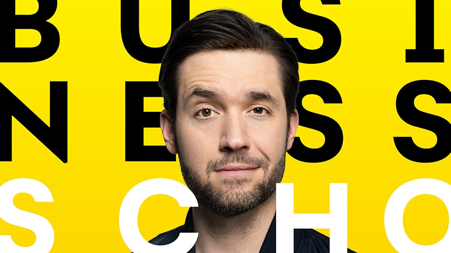 Alexis Ohanian Will Interview Entrepreneurs Around the Country in a New Podcast, Business Schooled