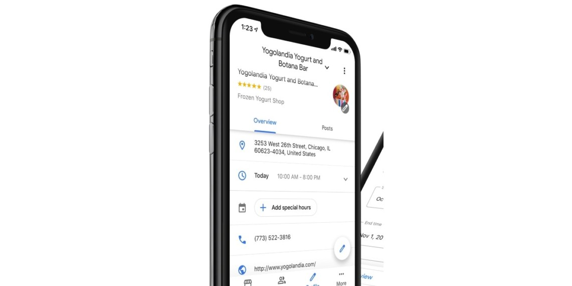 The Google My Business App Just Underwent a Facelift