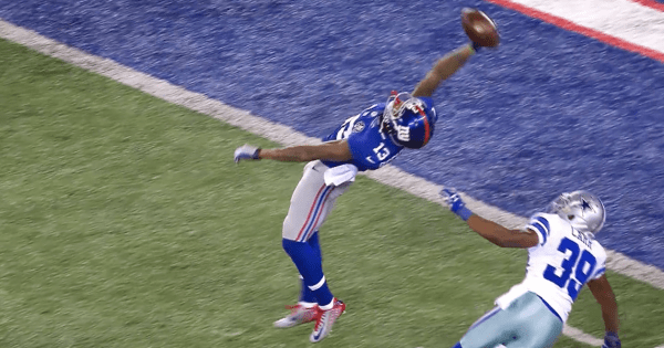 One-Man Highlight Reel Odell Beckham Continues Nike's 'It's Only Crazy Until You Do It' Campaign