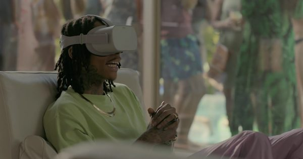 Watch Wiz Khalifa, Leslie Jones and Jonah Hill Experience Virtual Reality in New Oculus Ad