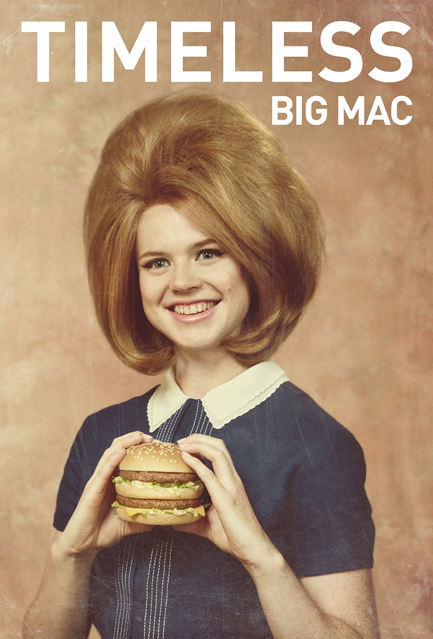 McDonald's Made a Series of Perfectly Retro Posters to ...