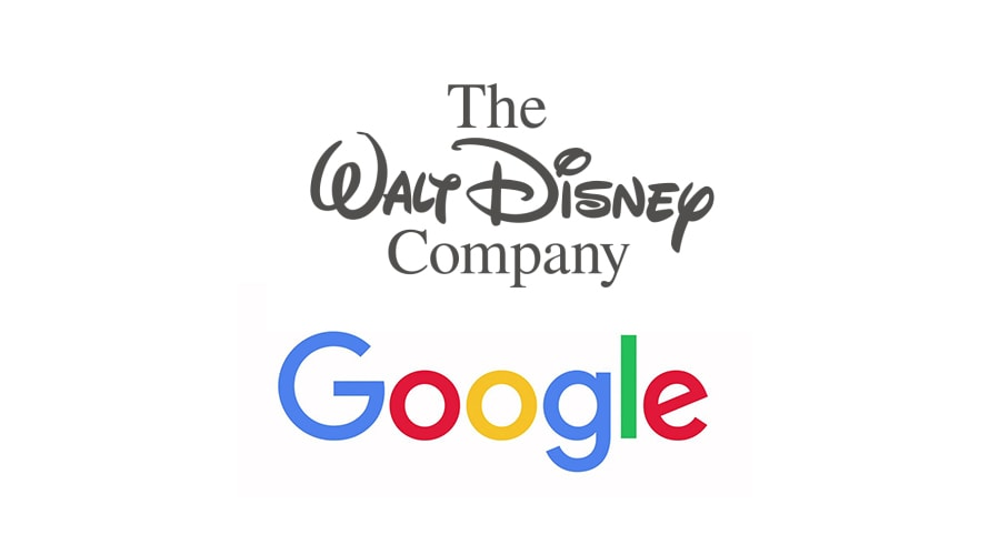 The Walt Disney Company Will Now Use Google Technology For Its