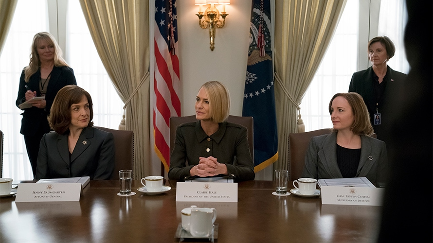House of Cards Audience Drops for Its Last Season, According to Nielsen
