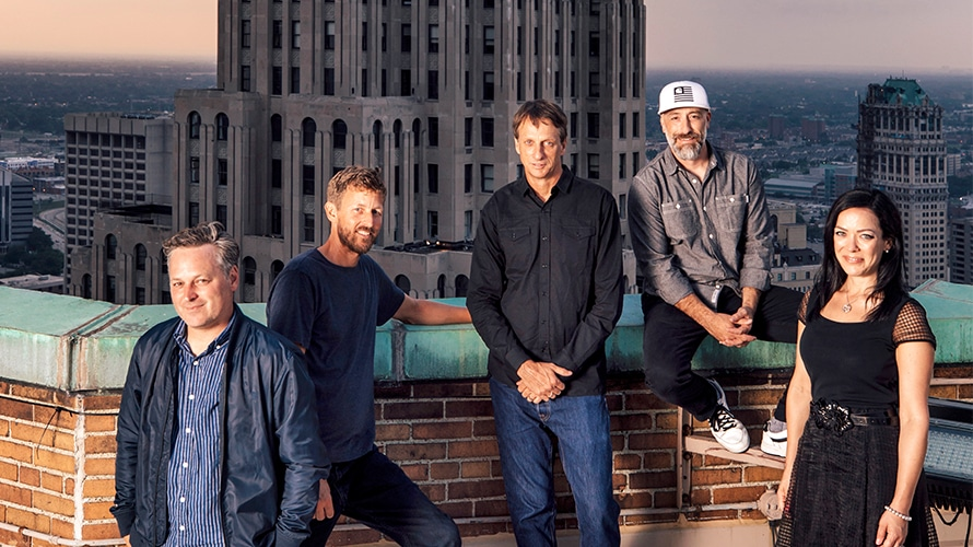 Tony Hawk Partners With Industry Vets to Launch Hybrid Brand Consultancy and Creative Agency