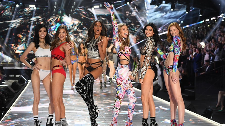 low priced fd859 8c132 Is Taking the Victoria's Secret Fashion Show Off Network TV ...