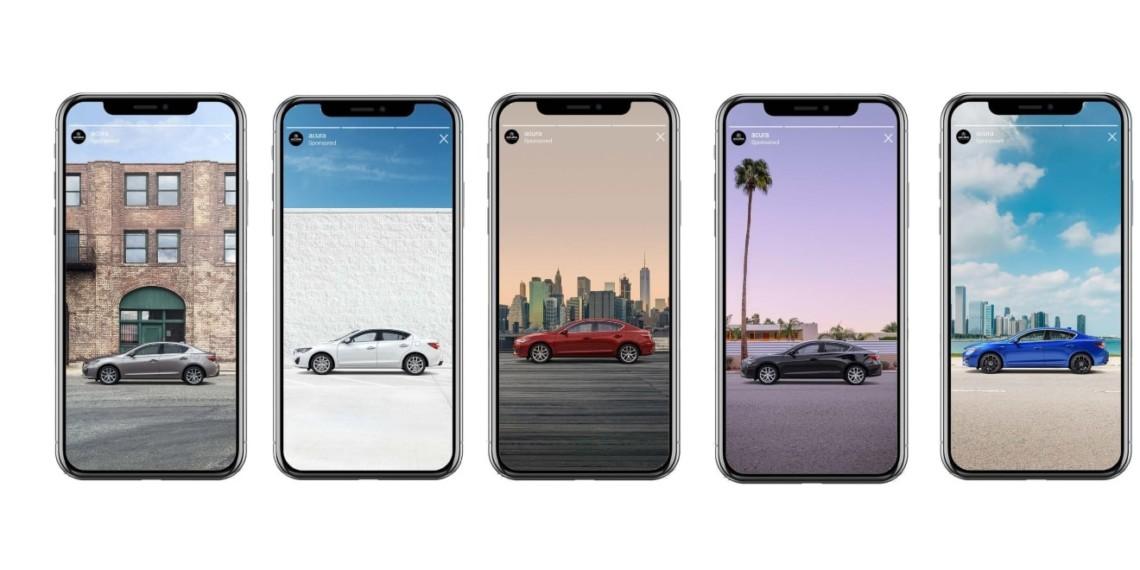 Car Shoppers Can Customize an Acura 2019 ILX Via Instagram