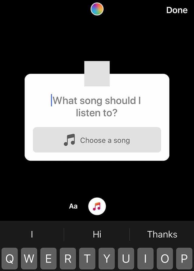 What Should I Do With My Soil: Instagram: Here's How To Ask For Music Recommendations In