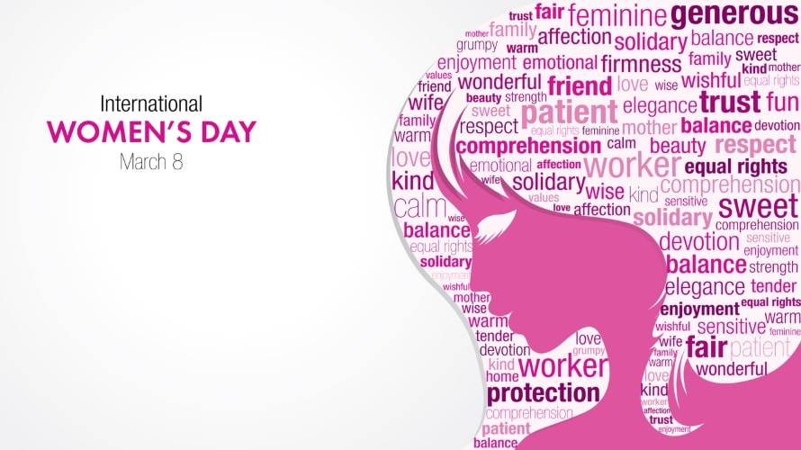 International Womens Day Was The Most Talked About Moment On