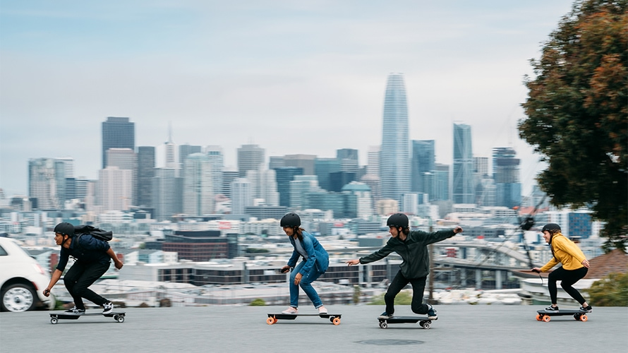 Boosted Board Was Founded In 2017