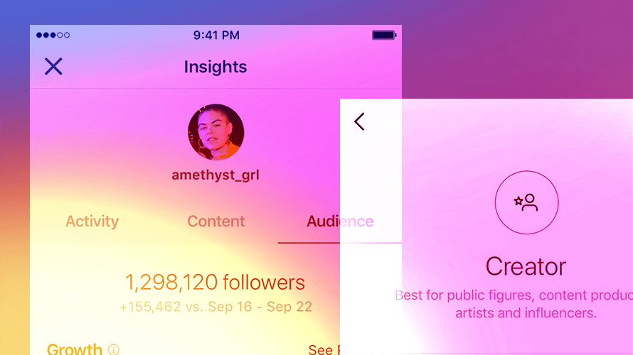 Instagram Is Testing Creator Accounts for Influencers and Others