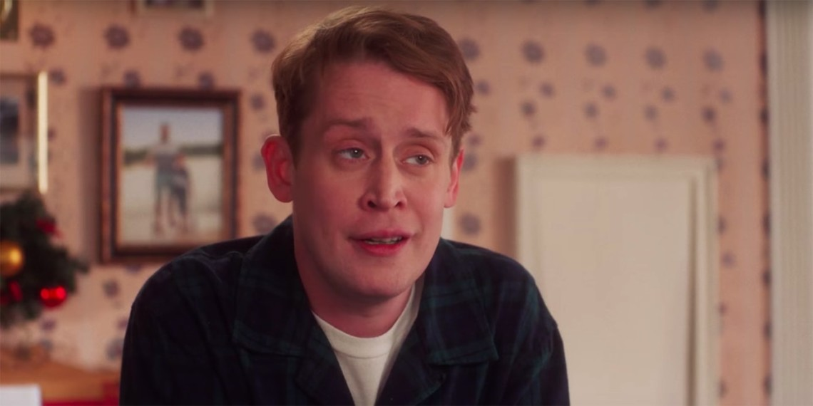 Macaulay Culkin Is Home Alone Again At Age 38 In Google S Update To
