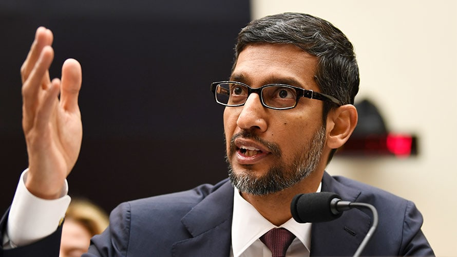 Industry Reacts to Google CEO Pichai's Hearing on the Company's Data-Collection Methods