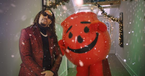 Lil Jon and Kool-Aid Man Dropped a Christmas Track That's Insane, Amazing and Addictive – Adweek